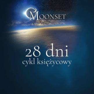 Moonset Newsletter Premium 1 cykl księżycowy